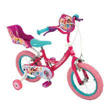 Disney Princess 14Inch Bike. Buy at Beattys Loughrea Galway. Www.beattys.ie