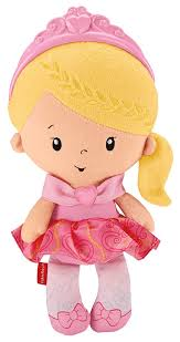 Fisherprice Princess Chime Doll - Beattys of Loughrea , www.beattys.ie