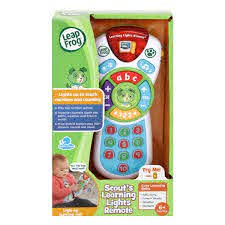 Leapfrog Scouts Learning Lights Remote Buy Instore or online at beattys.ie