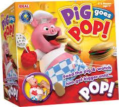 Pig Goes Pop  At Beattys Loughrea Galway. Www.beattys.ie