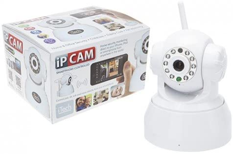 1 Mega Pixel IP Camera With Night Vision, Pan & Tilt - Beattys of Loughrea , www.beattys.ie