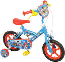 Paw Patrol 12Inch Bike. Buy at Beattys Loughrea Galway. Www.beattys.ie