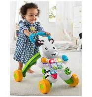 FisherPrice Zebra Walker Buy Instore or online at beattys.ie