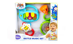 Rattle Music Set - Beattys of Loughrea , www.beattys.ie