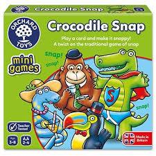 Crocodile Snap Mini Game  At Beattys Loughrea Galway. Www.beattys.ie