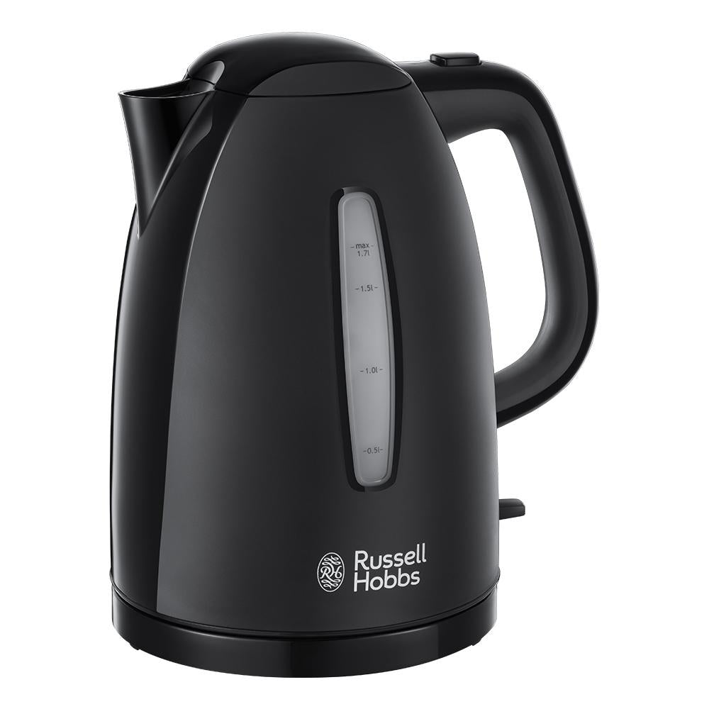 RUSSELL HOBBS 21271 TEXTURES 1.7L KETTLE BLACK - Beattys of Loughrea , www.beattys.ie