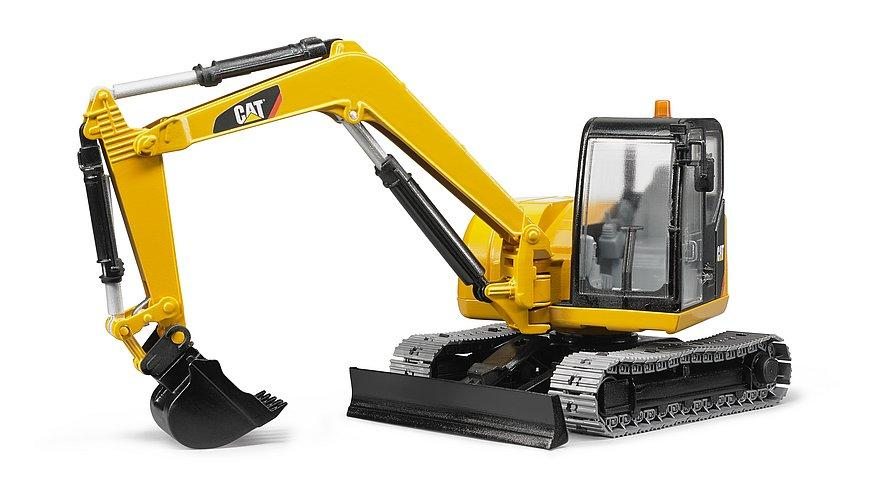 BRUDER CAT MINI EXCAVATOR  At Beattys Loughrea Galway. Www.beattys.ie