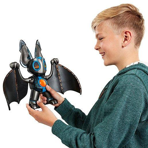 Nocto Bat Interactive Light-Up Electronic Toy - Beattys of Loughrea , www.beattys.ie