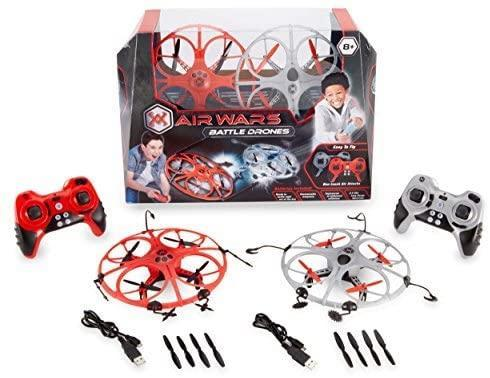 Air Wars Battle Drones 2.4 GHz Toy by Air Wars Buy Instore or online at beattys.ie