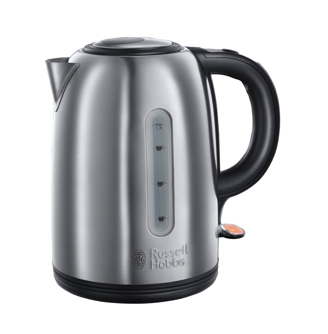 RUSSELL HOBBS 20441 SNOWDEN 1.7L KETTLE BRUSHED STEEL