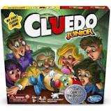Cluedo Junior  At Beattys Loughrea Galway. Www.beattys.ie