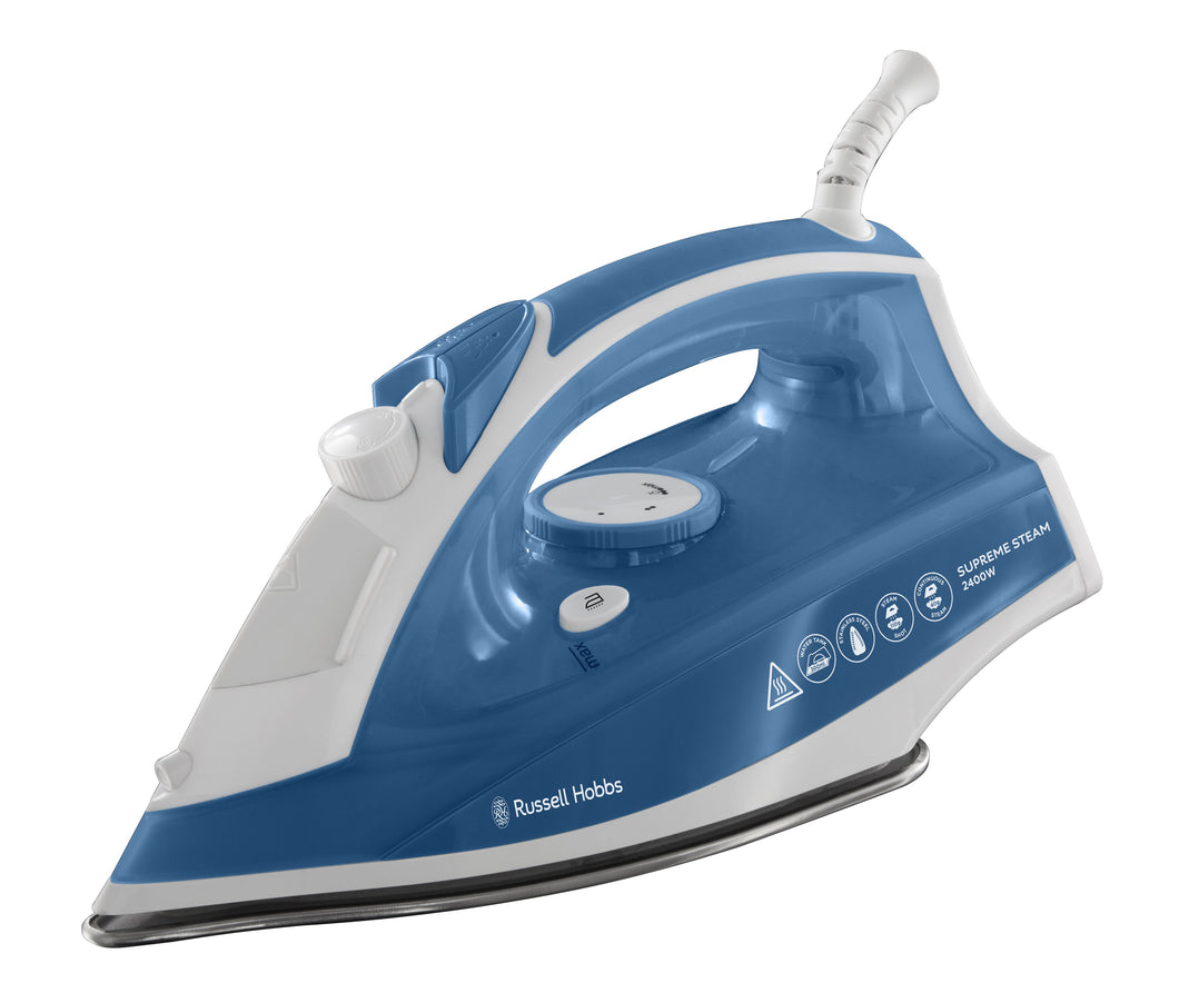 RUSSELL HOBBS 23061 SUPREME STEAM 2400W STEAM IRON - Beattys of Loughrea , www.beattys.ie