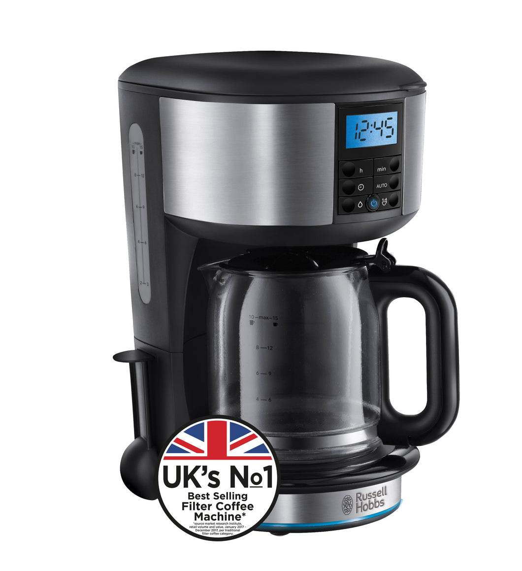 RUSSELL HOBBS 20680 BUCKINGHAM FILTER COFFEE MAKER