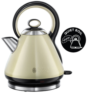 RUSSELL HOBBS 21888 LEGACY 1.7L KETTLE CREAM - Beattys of Loughrea , www.beattys.ie