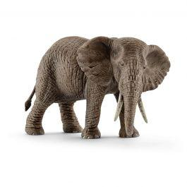 SCHLEICH AFRICAN ELEPHANT FEMALE 14761  At Beattys Loughrea Galway. Www.beattys.ie
