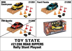 Rally Stunt Playset Buy Instore or online at beattys.ie