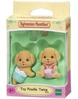 Sylvanian Familes Toy Poodle Twins - Beattys of Loughrea , www.beattys.ie