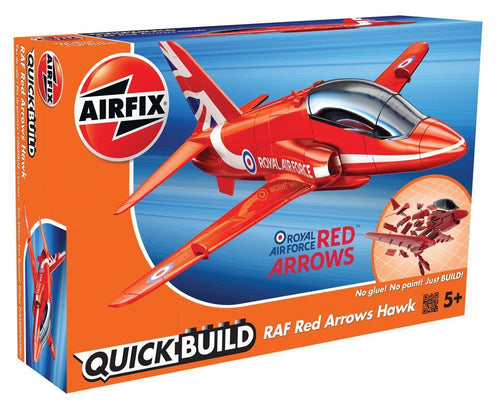 AIRIFX QUICKBUILD RED ARROWS HAWK  At Beattys Loughrea Galway. Www.beattys.ie