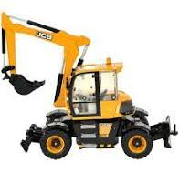 Britains 1:32 Jcb Hydradig - Beattys of Loughrea , www.beattys.ie