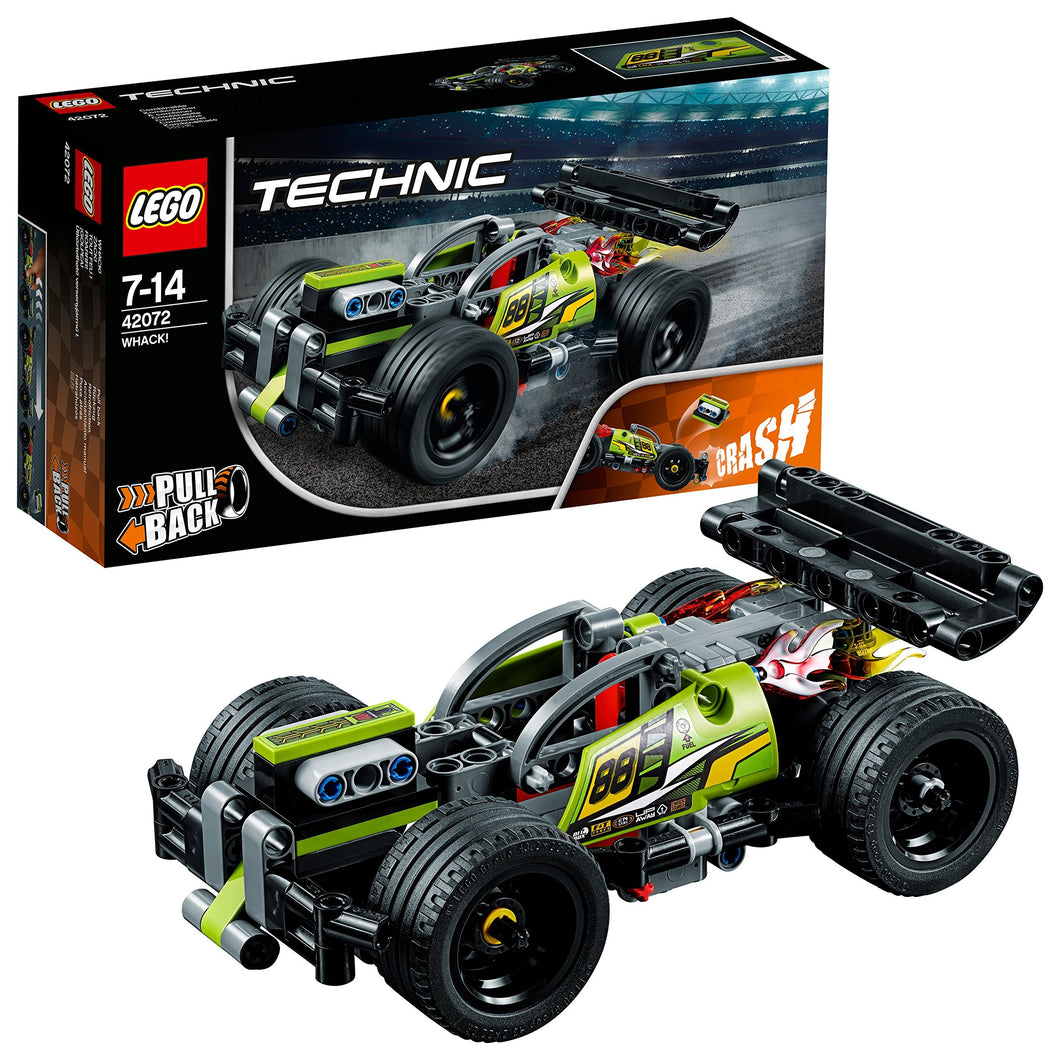 LEGO 42072 TECHNIC WHACK Buy Instore or online at beattys.ie