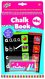 Galt Chalk Book ABC Buy Instore or online at beattys.ie