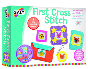Galt First Cross Stitch Creative Case  Buy at Beattys Loughrea. Www.beattys.ie