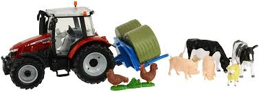 Britains Massey Ferguson Tractor Play Set - Beattys of Loughrea , www.beattys.ie