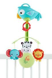 FisherPrice Rainforest 3In1 Musical Mobile Buy Instore or online at beattys.ie