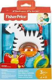 FisherPrice Activity Zebra Buy Instore or online at beattys.ie