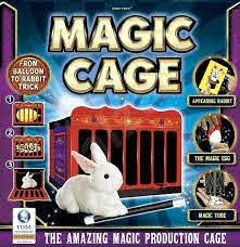 Magic Cage Buy Instore or online at beattys.ie