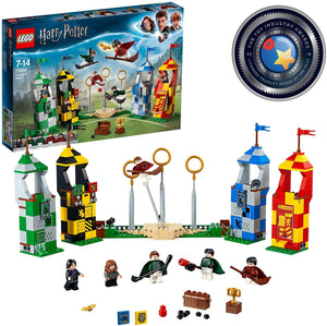LEGO 75956 HARRY POTTER QUIDDITCH MATCH Buy Instore or online at beattys.ie