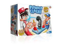 Plumber Clash  At Beattys Loughrea Galway. Www.beattys.ie