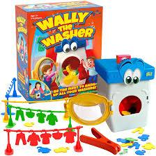 Wally Washer  At Beattys Loughrea Galway. Www.beattys.ie