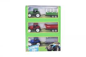 Tractor And Trailer 3Pk. Buy at Beattys Loughrea Galway. Www.beattys.ie