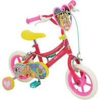 Barbie 12Inch Bike. Buy at Beattys Loughrea Galway. Www.beattys.ie