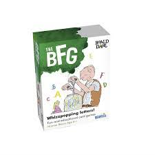 BFG Spelling Games  At Beattys Loughrea Galway. Www.beattys.ie