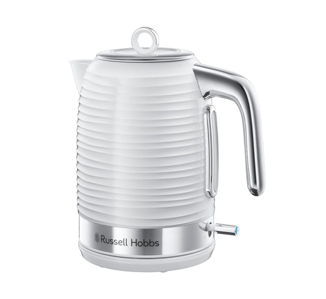 RUSSELL HOBBS 24360 INSPIRE 1.7L KETTLE WHITE - Beattys of Loughrea , www.beattys.ie