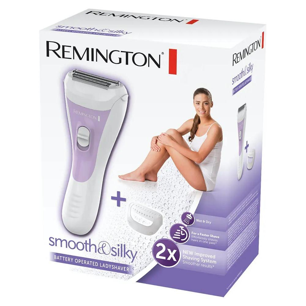 REMINGTON WSF5060 LADY SHAVER (BATTERY OPERATED)  Buy at Beattys Loughrea. Www.beattys.ie