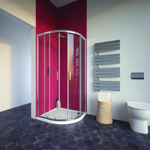 Bathroom Studio  City Plus Off Quadrant Double Door  1200mmx800mm    BS2020  At Beattys Loughrea Galway. Www.beattys.ie