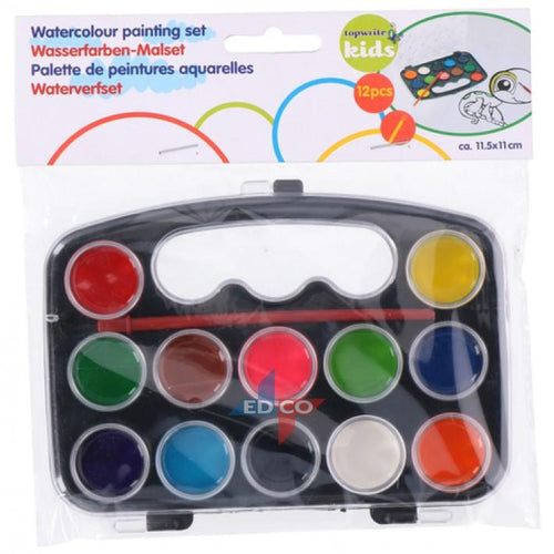 Watercolour Painting Set - Beattys of Loughrea , www.beattys.ie