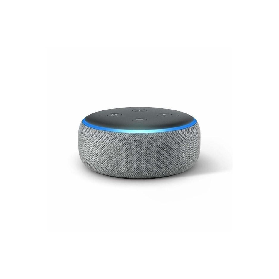 Amazon Echo Dot 3rd Gen - Smart speaker with Alexa – Grey Buy Instore or online at beattys.ie