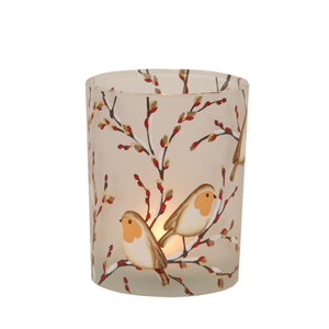 Robin Tealight Holder 12.5cm Buy Instore or online at beattys.ie