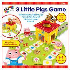 3 Little Pigs Game  At Beattys Loughrea Galway. Www.beattys.ie