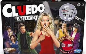 Clue Cluedo Liars Edition  At Beattys Loughrea Galway. Www.beattys.ie