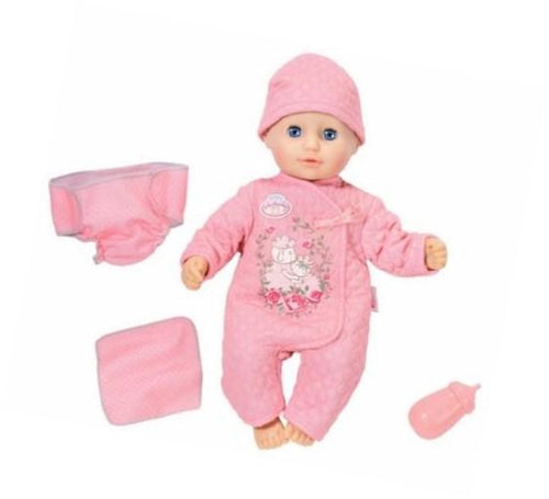 BABY ANNABELL LITTLE BABY FUN 36CM  At Beattys Loughrea Galway. Www.beattys.ie