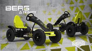 Berg Trinity Go Kart - limited edition