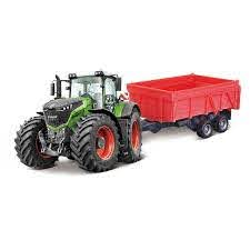 10Cm Fendt 1000 Vario Tractor + Tipping Trailer. Buy at Beattys Loughrea Galway. Www.beattys.ie