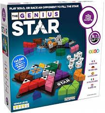 The Genius Star Puzzle  At Beattys Loughrea Galway. Www.beattys.ie