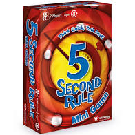 5 Second Rule Mini  At Beattys Loughrea Galway. Www.beattys.ie