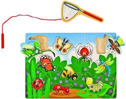 Magnetic Bug Catching Game  At Beattys Loughrea Galway. Www.beattys.ie